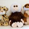 TY Brand Plush Animals