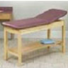 H-Brace Treatment Table with Rising Top with/without Shelf